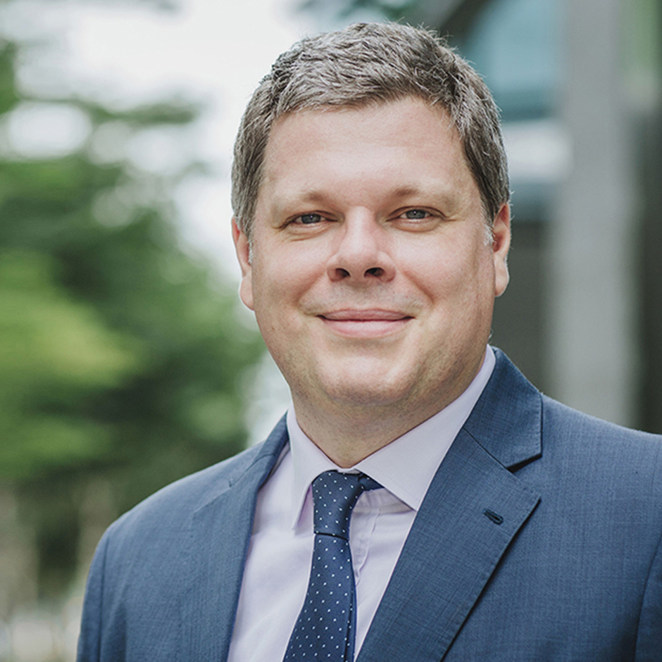 David Gartside, Partner Milbank Seoul office